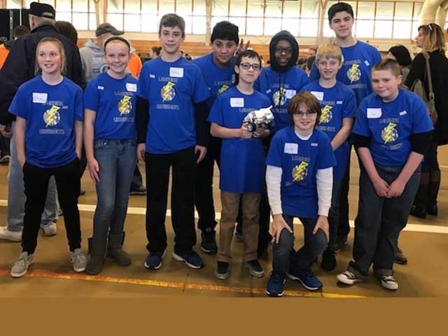 Lakeside Lightning Bots Team 31675
