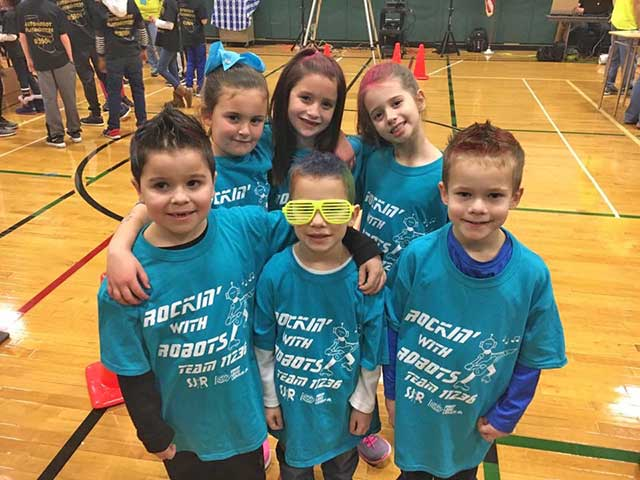 Rockin' Robots Team #11236