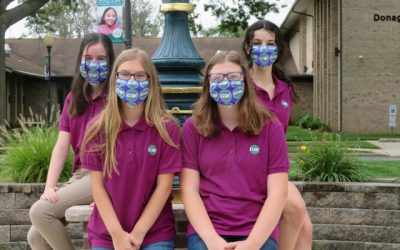It's A Girl's World Inc. Team Advances to Finals of Global STEM Contest