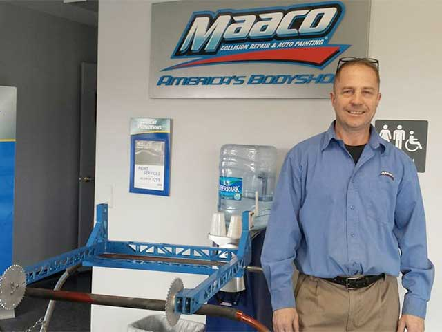 Amazing Sponsor Maaco